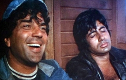 Veeru & Jai from Sholay