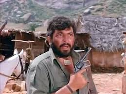 Gabar Singh from Sholay